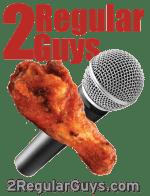 2 Regular Guys Logo