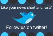 Tweet tweet....Get the news first on twitter.
