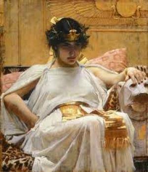 Cleopatra painting
