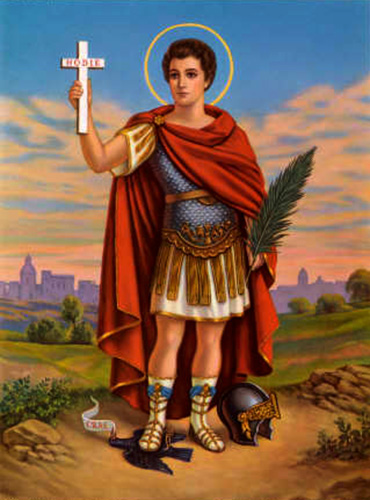 Speeding things up with St. Expedite . . .