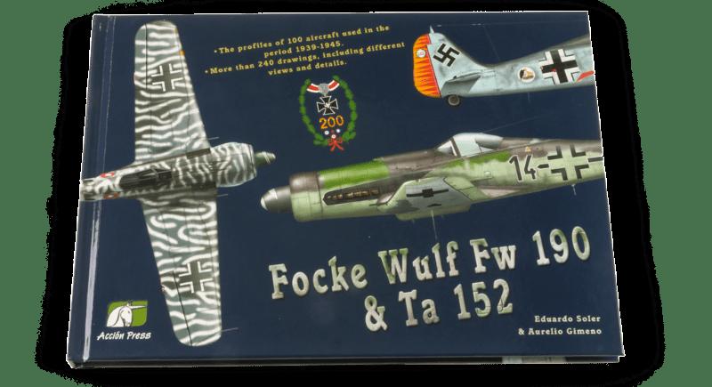 EURO0020 FOCKE WULF FW 190 y TA 152