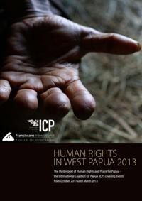 Human Rights in Papua 2013