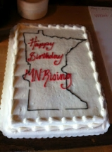Happy birthday, Minnesota Rising!