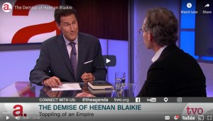 Norman Bacal on TVO