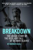 Breakdown by Norman Bacal