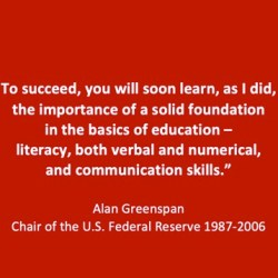 Alan Greenspan - Talk About Talk