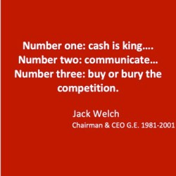 Jack Welch quote - Talk About Talk