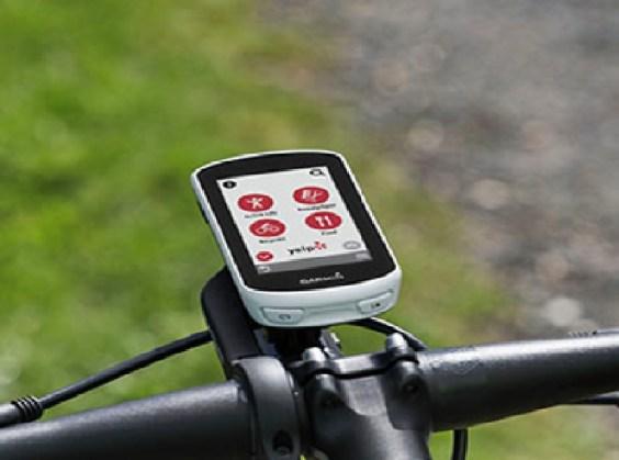Garmin Edge(R) Explore: um computador de bicicleta inteligente e aventureiro 1