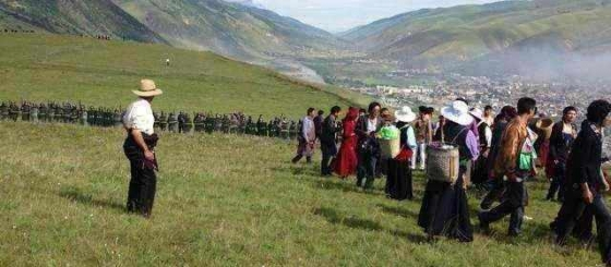 Tibetans at Tawu