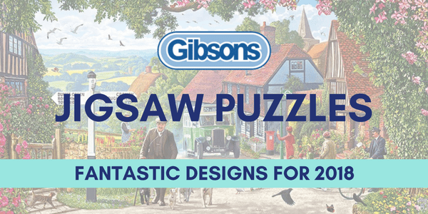 New Gibsons Jigsaw Puzzles