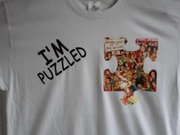 Ambler Facebook Competition - T-shirt and puzzle giveaway