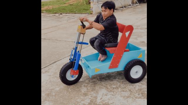 PET Carts through Orphan Voice Change Lives