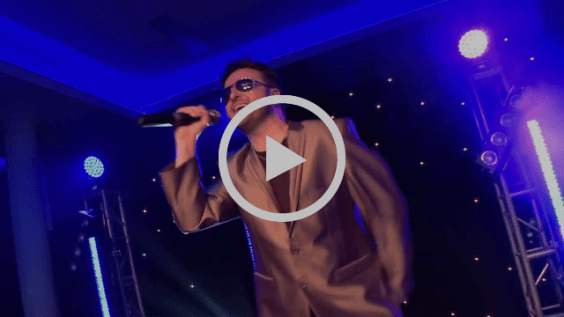 George Michael Tribute (impersonator) - I'm Your Man