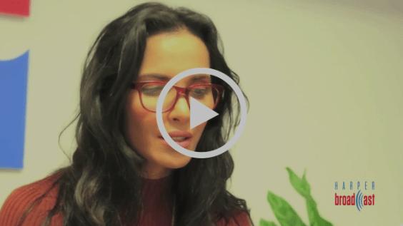 Padma Lakshmi reads from Love, Loss, and What We Ate : A Memoir