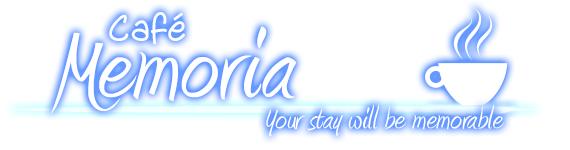 Cafe Memoria Logo