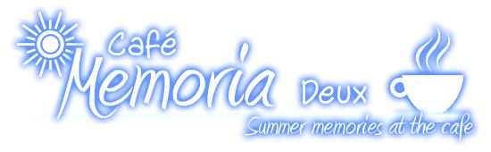 Cafe Memoria Deux Logo