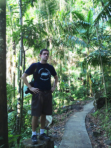 Peter in El Yunque