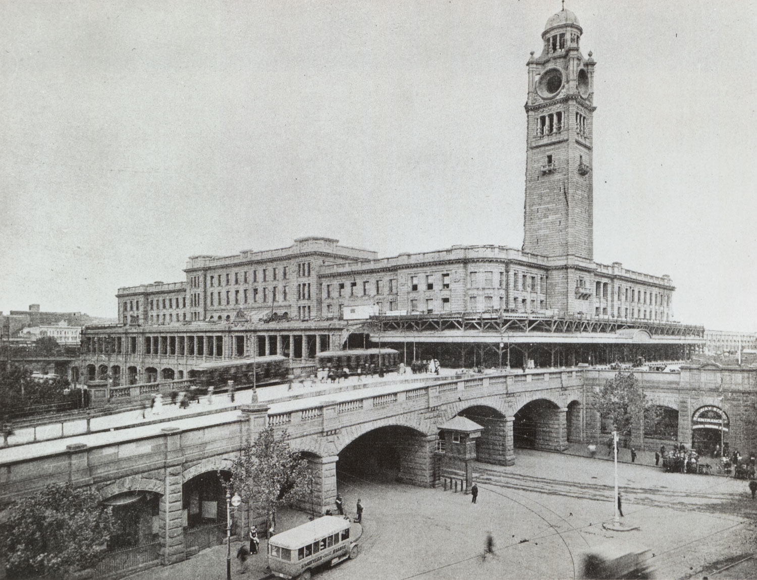 Central Railway Station Sydney Gallery State Records NSW