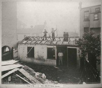 No. 20 Upton Place, Sydney, c.Jul 1900. Digital ID 12487_a021_a021000002