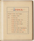 Carrington Volume 4 - Index 1885-1889. Addresses Presented to Lord Carrington Governor of New South Wales No. 4 NRS 20455 4