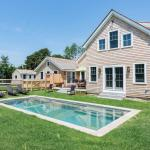 Modern Farmhouse Compound With Pool And Party Barn Point B Realty