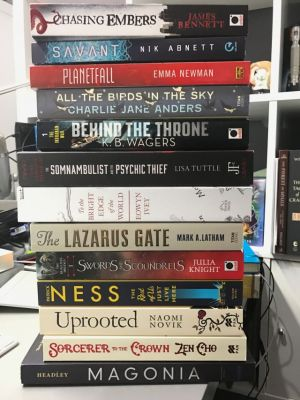 A 2016 Reading Pile
