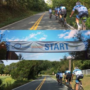 Boys and Girls Club ride in Charlottesville