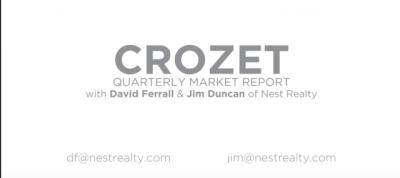 Crozet Real Estate Market Update