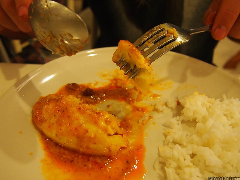 Durian Massaman Curry