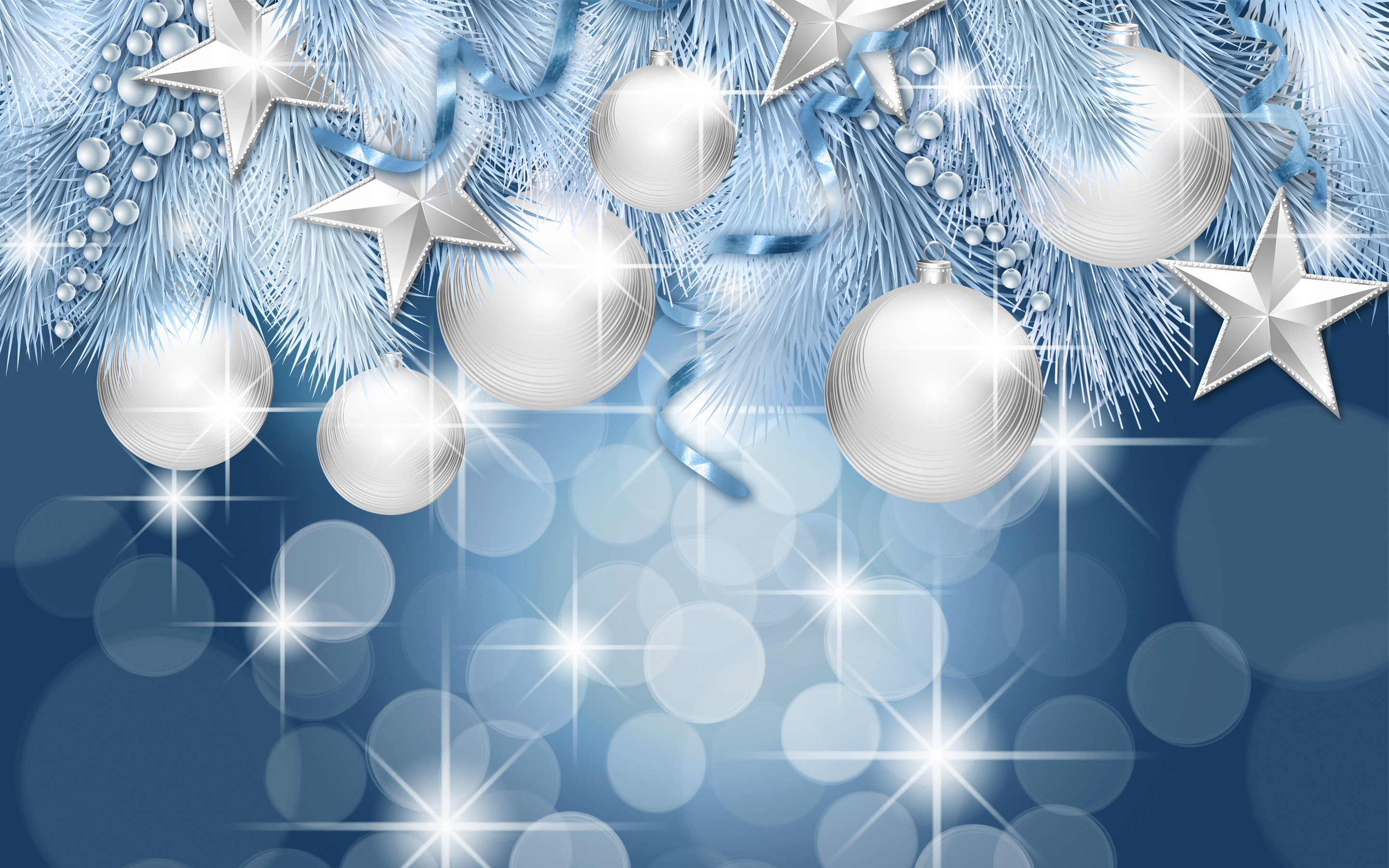 Blue Christmas Background Gallery Yopriceville High