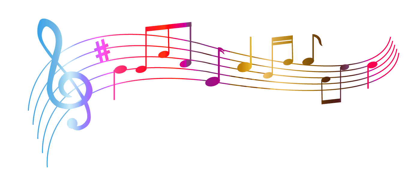 Image result for free clip art musical notes transparent