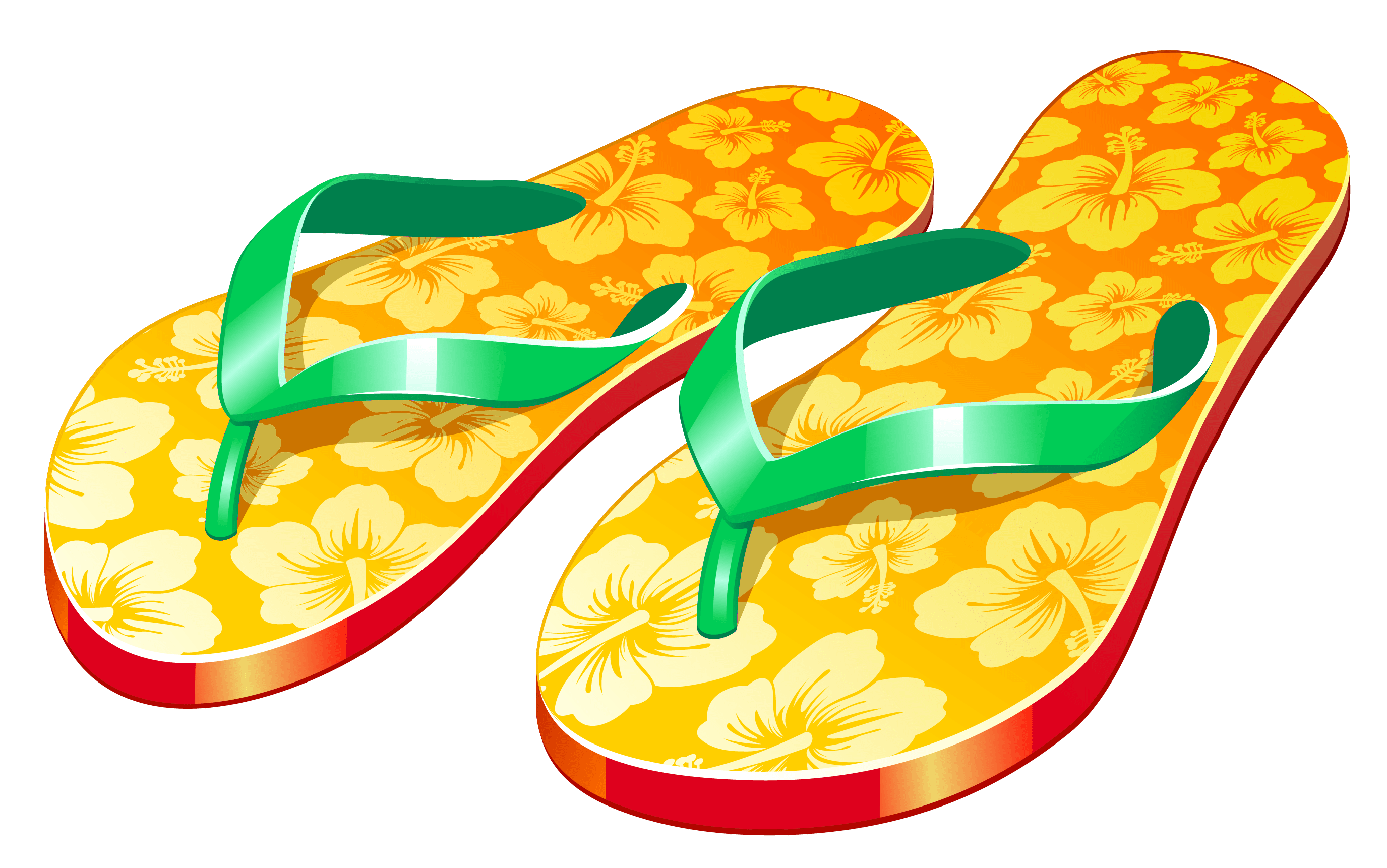 Image result for Flip Flop Clip Art Transparent Background