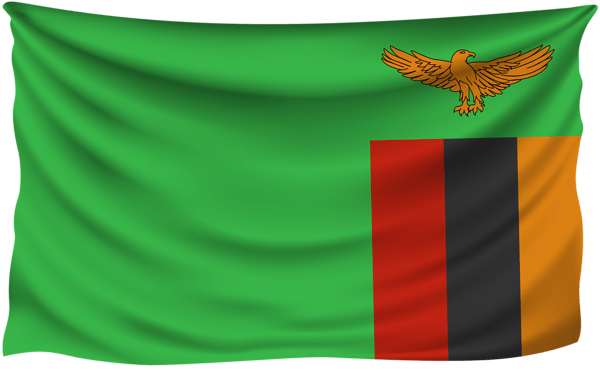 Zambia Wrinkled Flag Gallery Yopriceville High Quality