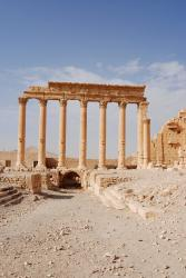 Ruins at Palmyra