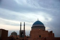 View from the Silk Road roof