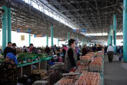 Tashkent bazaar