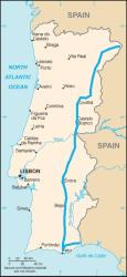 East Route in Portugal