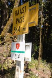 Haast Pass
