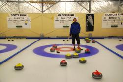 Curling again! For the first time in 2 years