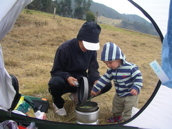 Why I Love Trangia Campstoves | TravellingTwo: Bicycle