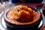 A tasty tagine for lunch