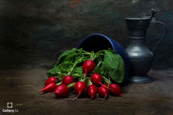 Mos Merab Samii - Bunch of radish