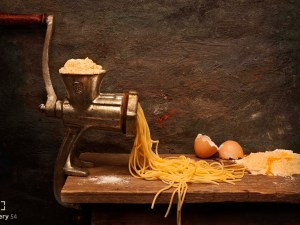 Mos Merab Samii - Pasta Machine