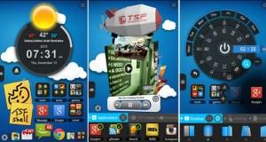 launcher 3d TSF Launcher 3D Shell