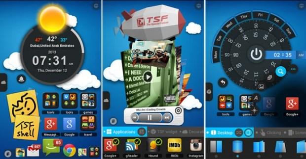 launcher 3d terbaru