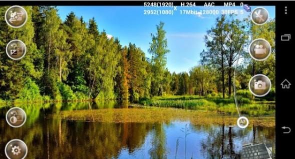 Aplikasi Kamera Android DSLR lgcamera