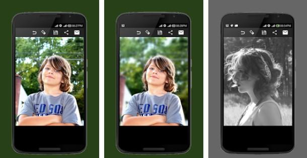 Aplikasi Kamera Blur dslr focus effect