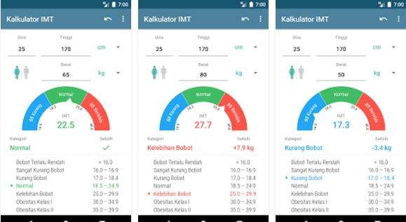 download aplikasi cek berat badan