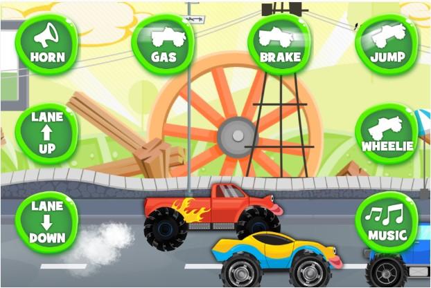 Game Mobil Anak-Anak