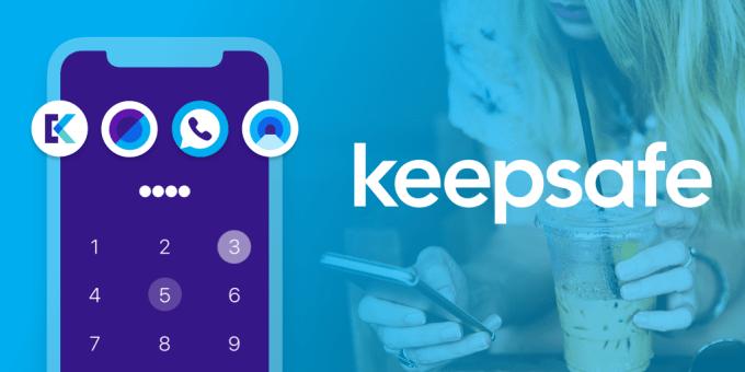 #12. Keepsafe App Lock